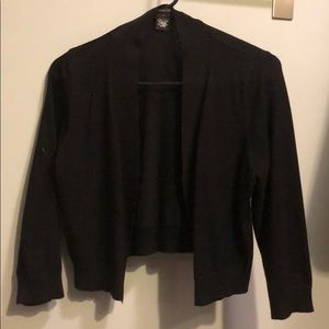 3/4 length sleeve, cover up cardigan